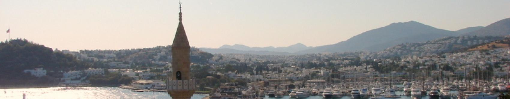 Czarter jachtu Turcja - Rejsy i akweny w Turcji