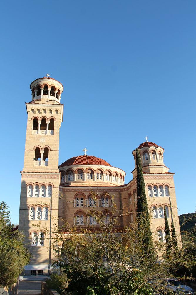 Bazylika Nektariusza - Aegina