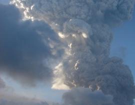 Wulkan na Karaibach