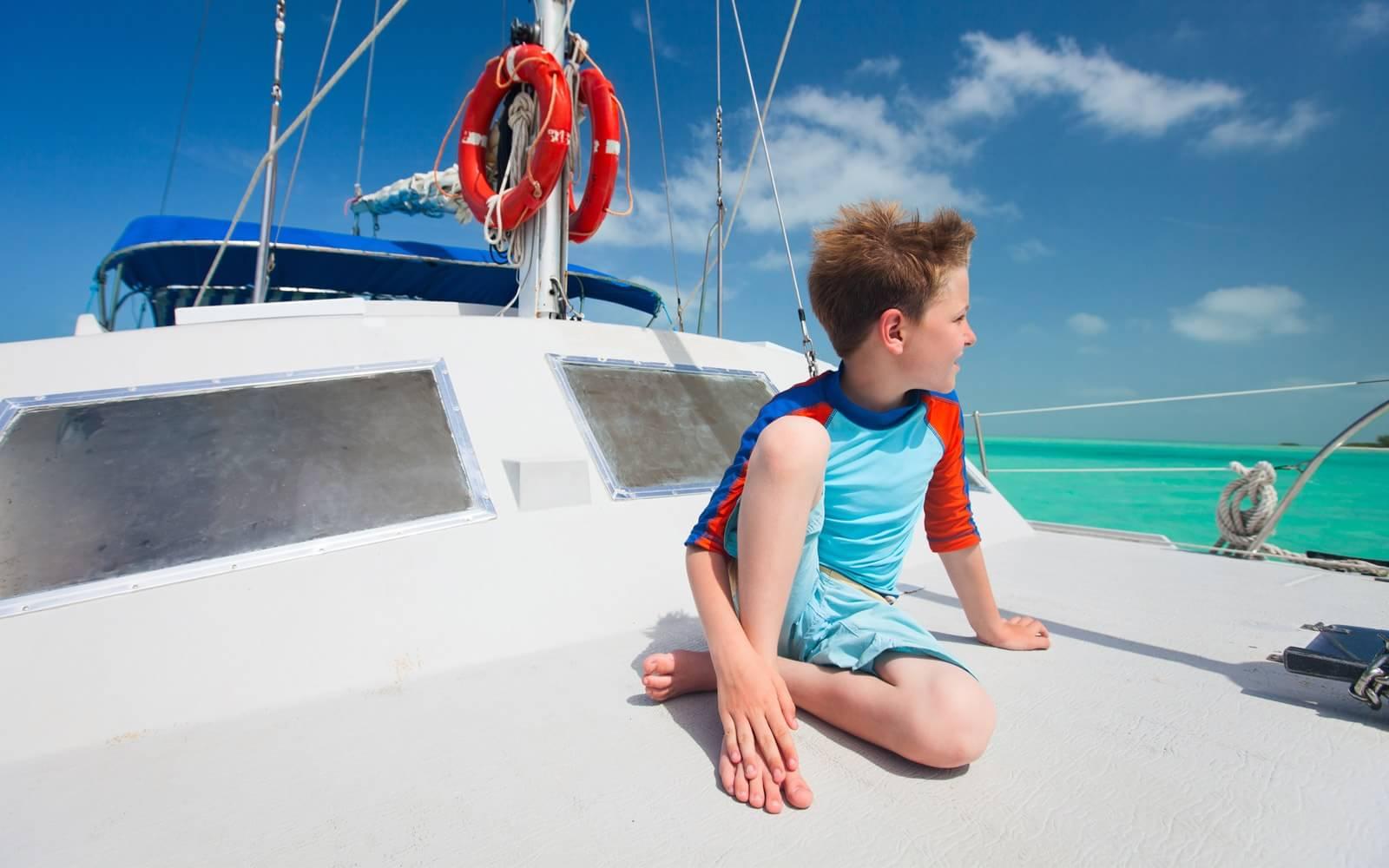 Czartery Jachtów i Rejsy Morskie Last Minute Jachtem na Morzu ¦ródziemnym TUI | Geo-Sail